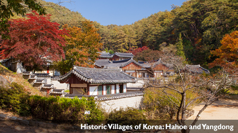 Historic Vilages of Korea: Hahoe and Yangdong