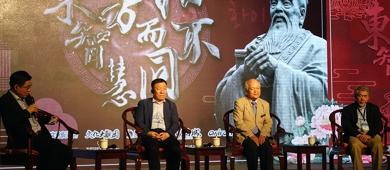 Korean, Chinese cultural figures gather at joint forum